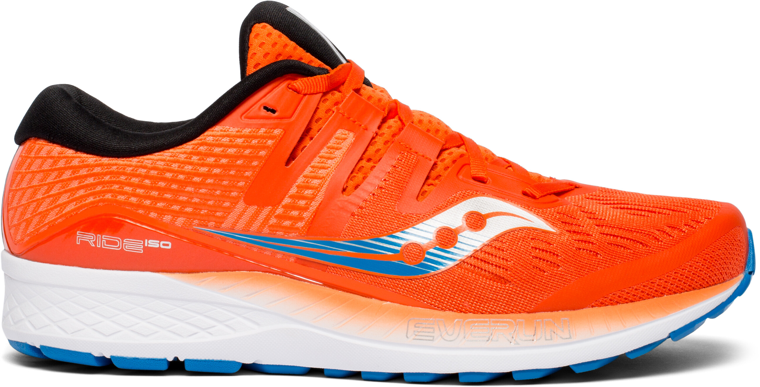 fbbd99f5710 saucony Ride ISO - Chaussures running Homme - orange - Boutique de ...